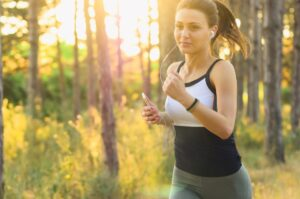 Take out time for regular exercise