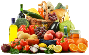 Include local and seasonal fruits and vegetables in your diet